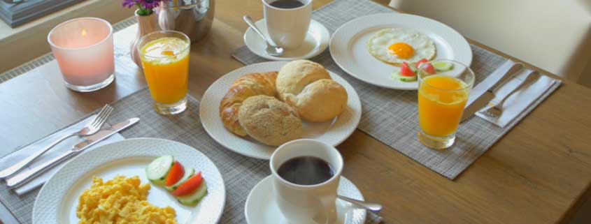 Heuvelland ontbijt - Hotel Ons Epen